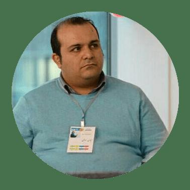 حسامی مدرس MBA موسسه امین