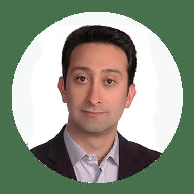 حسینیان مدرس MBA موسسه امین